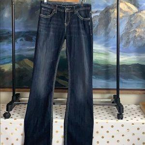 NWOT Silver Natsuki jeans W29/L35